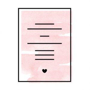 5×7″ Card (Flat)